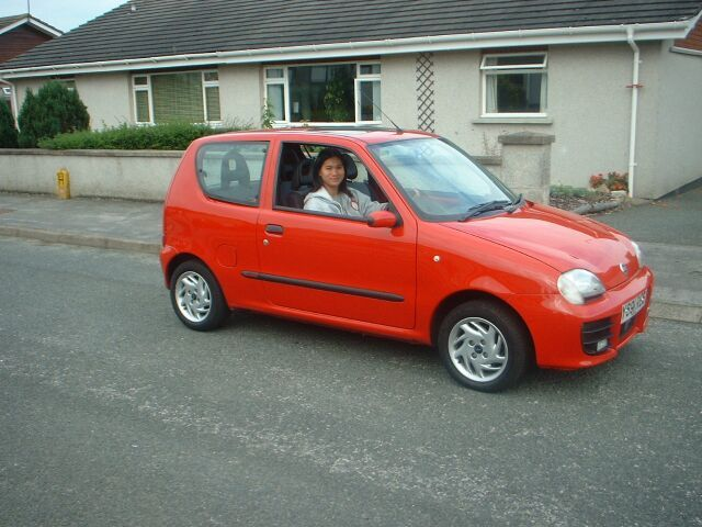 our new seicento